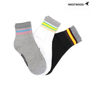 3PACK WOMAN`S SOCKS_WE0WYAO616