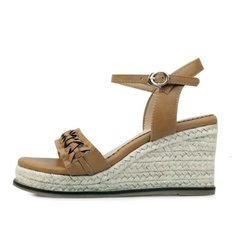 kami et muse Knot strap espadrille wedge sandals_KM18s272