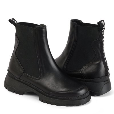 Ankle boots_Helos R2044b_5.5cm