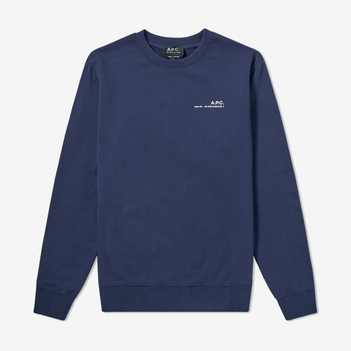 [PRE-ORDER] 20SS LOGO SWEATSHIRT DARK NAVY BLUE MEN COEAS-H27608