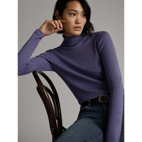 WOOL HIGH NECK SWEATER 05609520684