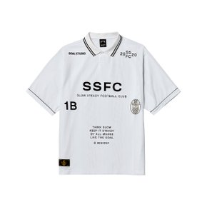 [골스튜디오] CLUB SSFC UNIFORM SHORT SLEEVE - BLACK(B)
