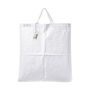SHOPPING BAG WHITE 65x55