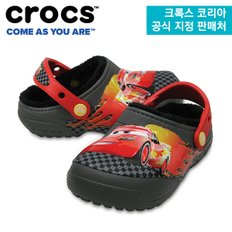 크록스공식 아동 CROCS FUN LAB LINED CARS GREY(17FH204712)
