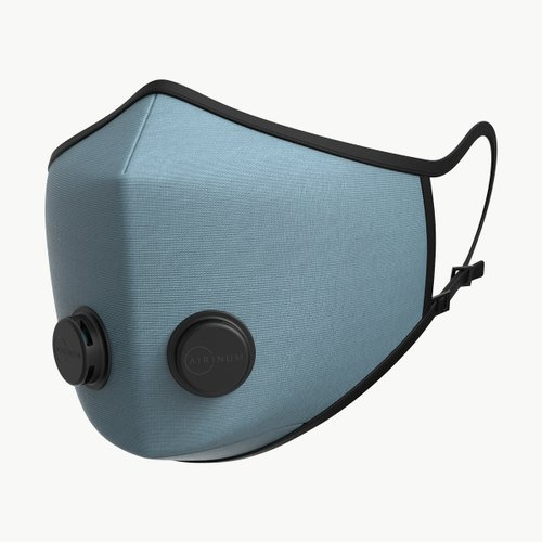 Urban Breathing Mask Solid Grey