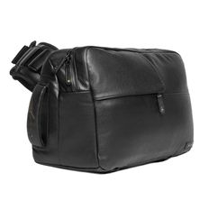 Incase x Ari Marcopoulos Camera Bag Black Edition - Black Leather  카메라백