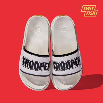 SD High - STORM TROOPER White