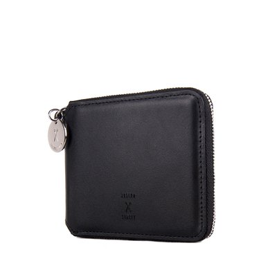 [조셉앤스테이시] OZ Wallet Half Modern Black