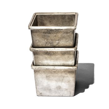 ALUMINIUM POT LARGE
