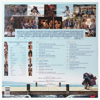 Mamma Mia!: Here We Go Again (2LP)