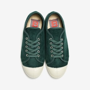 TENNIS ROMY LIMITED CORDUROY - GREEN (36,37,38,39)
