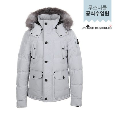 [MOOSEKNUCKLES] 남성 포트 더퍼린 재킷 Port Dufferin Jacket (18FMK8612MMWJMK217)