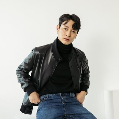 LAMB SKIN A-1 JACKET [BLACK] (2070630)