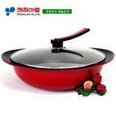 파티(PARTY) WOK PAN(32CM)대형