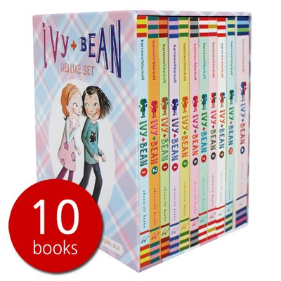 Ivy & Bean 10 Books Set 챕터북