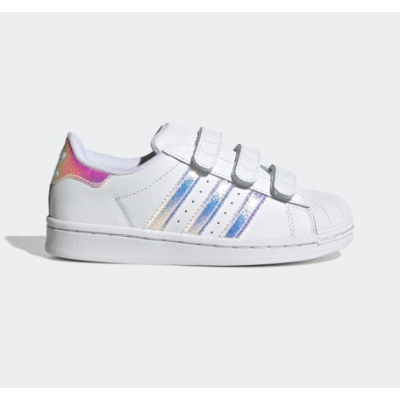 [adidas kids]SUPERSTAR CF C (FV3655)
