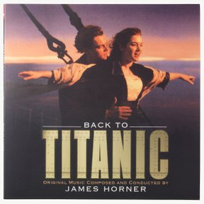 Back To Titanic (Original Soundtrack 2LP)