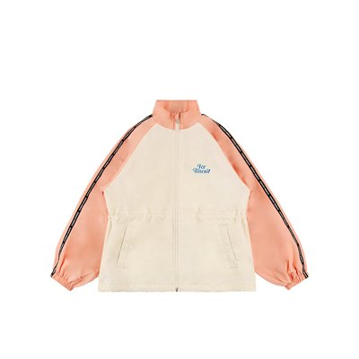 [10% SALE] Icebiscuit tape logo windbreaker