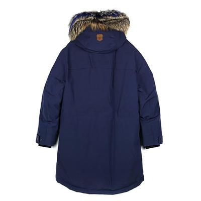 맥케이지 18FW 데본 DEVON_NAVY (SILVER FUR)