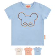 Basic baby edge rainbowpino tee / BP8224102