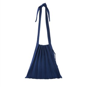 Lucky Pleats Knit M Half & Half Classic Navy (0JSK2SH40109F)