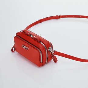 ★SSG단독★SUMR10911★PANINI mini double bag_RED