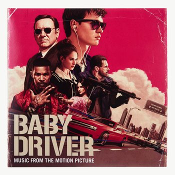Baby Driver - Music From the Motion Picture (2LP)