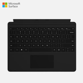 [Microsoft] Surface ProX Signature Type Cover (QJW-00017)