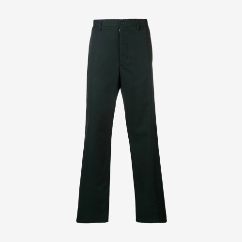 [MAISON MARGIELA/메종마르지엘라] SIDE SNAP BUTTON WIDE PANTS S50KA0445 S48086 511