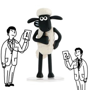 AARDMAN ANIMATIONS 1 SHAUN