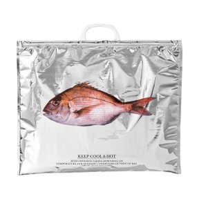 THERMAL BAG FISH 48W x 40H