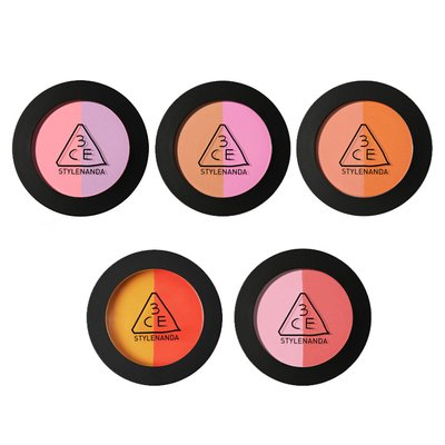 DUO COLOR FACE BLUSH