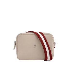 [나혼자산다 손담비 PICK] OZ Mini Square Bag Ecru Beige (0JSJ1CB40302F)
