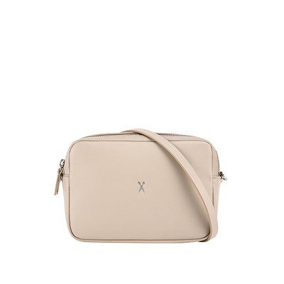OZ Mini Square Bag Ecru Beige (0JSJ1CB40302F)