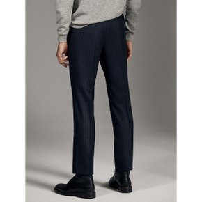 LIMITED EDITION SLIM FIT PINSTRIPE WOOL TROUSERS 00063415401