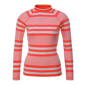 록시_WHOLE HEARTED STRIPE 1 래쉬가드_R721RS147NKN