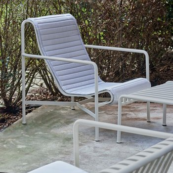 [주문 후 3개월 소요] Palissade Lounge Chair High Sky Grey