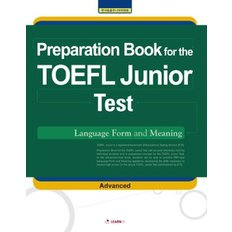 Preparation Book for the TOEFL Junior Test - Language Form and Meaning Advanced