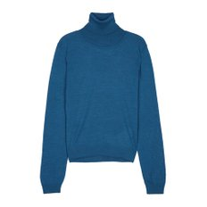 공식[EMILIO PUCCI] W_SHORT TURTLENECK (TUAQUIOSE BLUE)