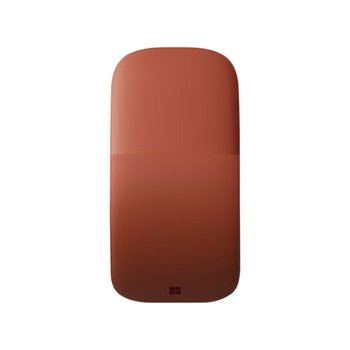 Surface Arc Mouse Poppy Red