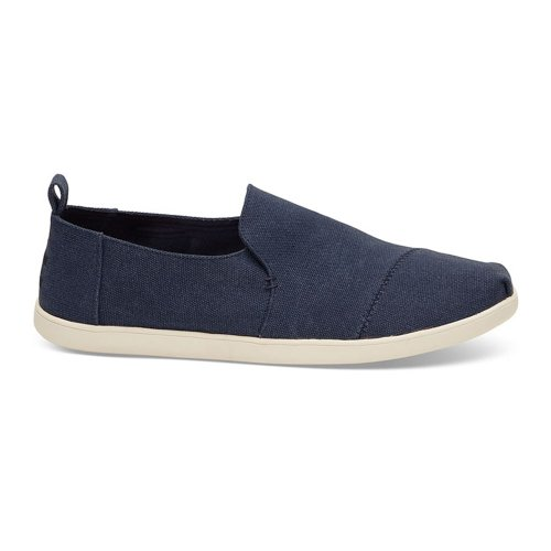 17SS 네이비 워시드 캔버스 디컨 클래식 (M) NAVY WASHED CANVAS DECON CLASSICS (M)