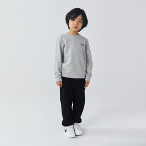 [골스튜디오] (KIDS)BACK LOGO SWEATSHIRTS - GREY (맨투맨)