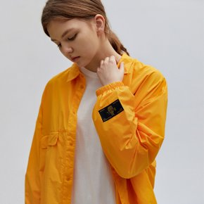 [골스튜디오] SSFC WINDBREAKER SHIRT - YELLOW