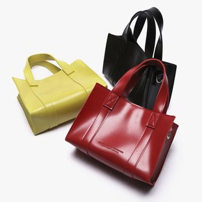 PIECEMAKER LEATHER 3WAY MINI BAG (3color)