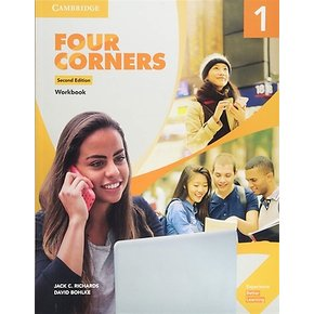 Four Corners Level 1 Workbook (Paperback, 2 Revised edition)