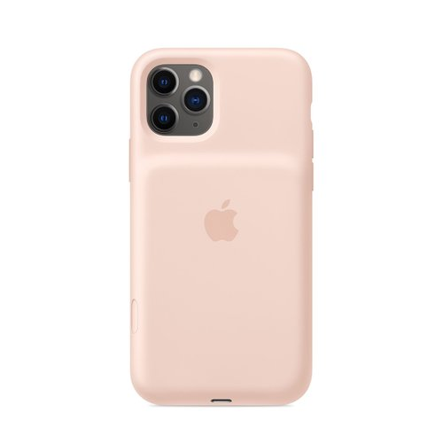 iPhone 11 Pro Smart Battery Case - 핑크 샌드(MWVN2KH/A)