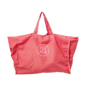 SHIRT FABRIC BAG RED