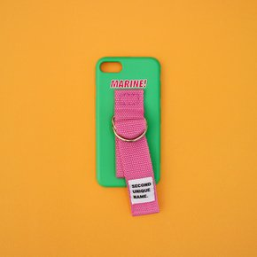 SUN CASE MINTGREEN PINK (WORD)