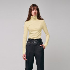 Love Roll-Neck Jersey Top