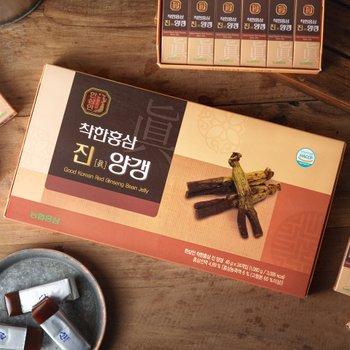 [농협][농협한삼인] 착한홍삼 진양갱 (45gX12개입)X2개